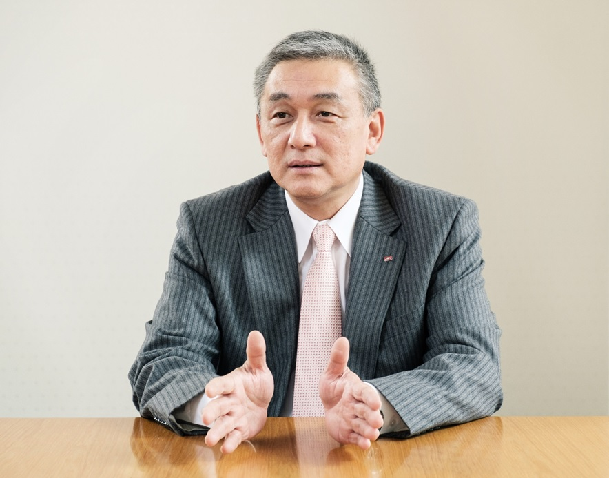 JRCモビリティ代表取締役社長
